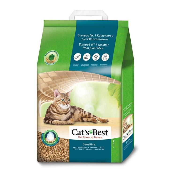 Kassiliiv  CATS BEST SENSITIVE 20 L