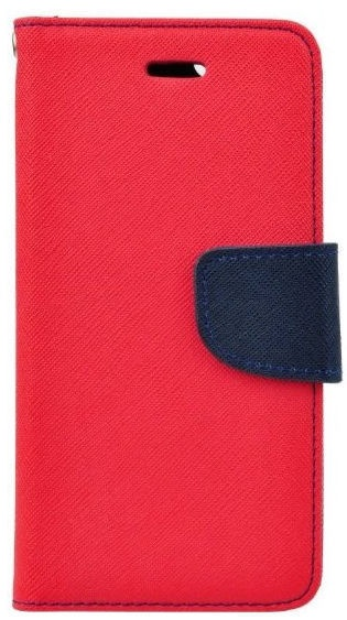 Mocco Fancy Book Case For Samsung Galaxy J5 J530 Red/Blue