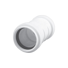 Magnaplast Internal Connector Pipe White 40mm