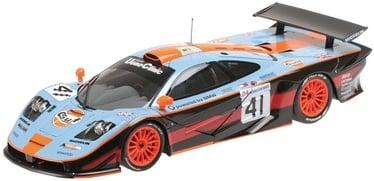 Minichamps McLaren F1 GTR Gulf Team Azure