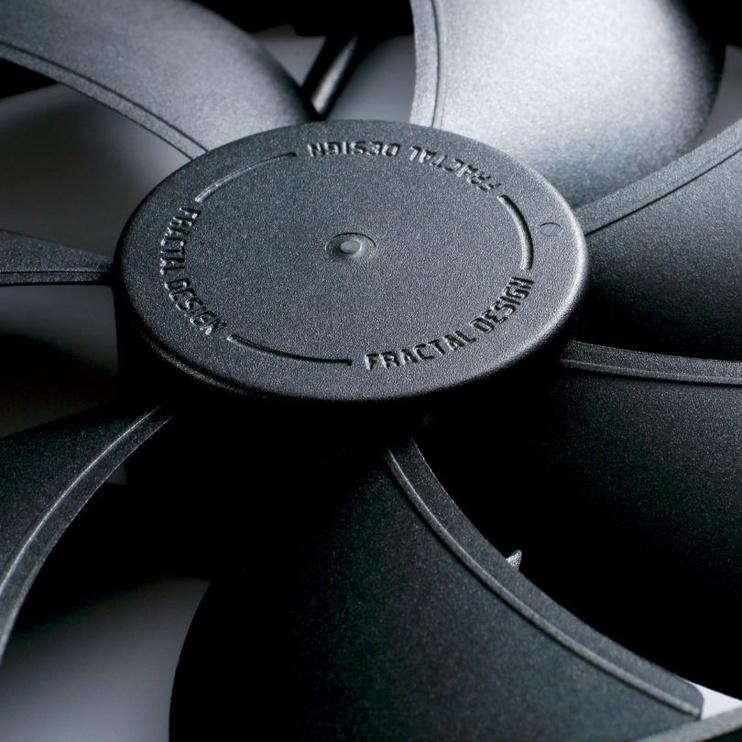 Fractal Design Fan Dynamic X2 PWM GP 14 140mm Black