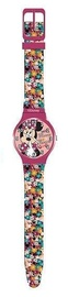 Disney Minnie Mouse Watch Pink/Flowers