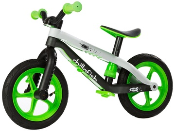 Lastejalgratas Chillafish BMXie Balance Bike Green