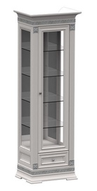 MN SV1-60 Display Case White