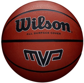 Wilson MVP Basketball Size 7 Brown