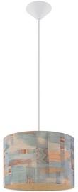 Sollux Bunt Ceiling Lamp SL.0553 60W E27 Multi