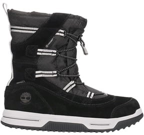 Timberland Snow Stomper Pull On WP A1UIK Black 39