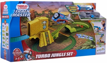 Mattel Thomas & Friends Track Master Turbo Jungle Set FJK50