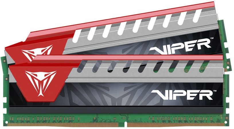 Patriot Viper Elite Series 16GB 2800MHz CL16 DDR4 KIT OF 2 PVE416G280C6KRD