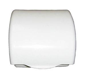 Wc paberi hoidik kaanega Karo-Plast 17600, valge