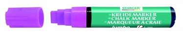 Stanger Chalk Marker 8-15mm 4pcs Pink 620065