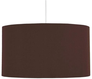 Candellux ONDA 60W E27 Hanging Ceiling Lamp Brown