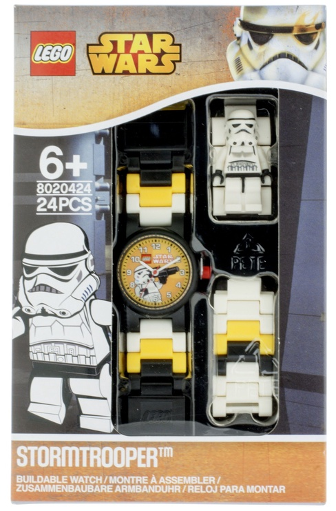 LEGO Minifigure Link Buildable Watch Stormtrooper 8020424