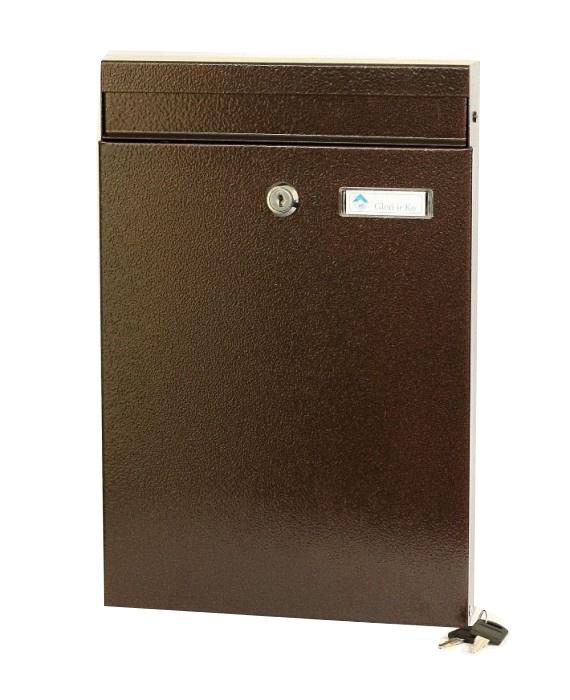 Postkast PD930 255x380x50mm