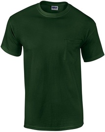Gildan Cotton T-Shirt Green XL