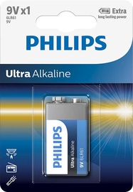 Philips Ultra Alkaline 9V 1x