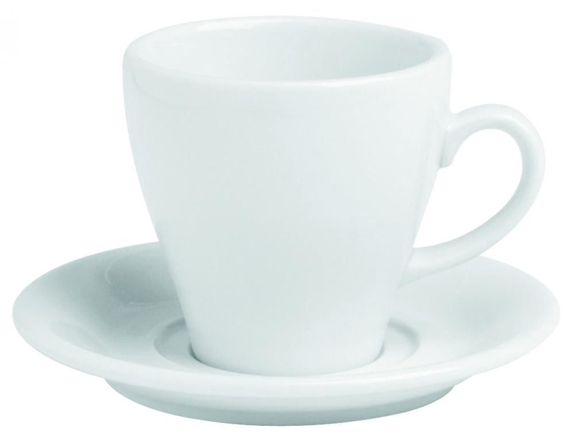 Porland Bella Cup With Saucer 22cl