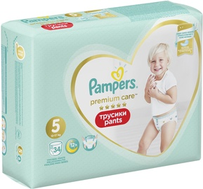 Pampers Pants Premium Care S5 34