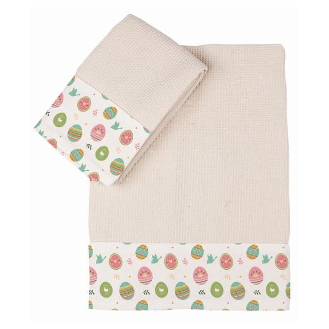 Morbiflex Easter Kitchen Towel 13x20cm Multicolor