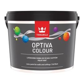Veepõhine akrüülvärv Tikkurila Optiva Colour AP, valge, 2,7 l