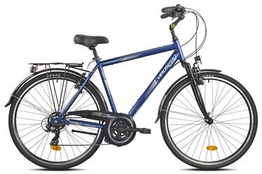 "Jalgratas VirosPro Sports 6200U Life Comfort, sinine, 28"""