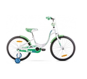 Romet Tola 10'' 20'' White/Green 20