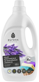 Purenn Fabric Softener and Laundry Rinse 1l