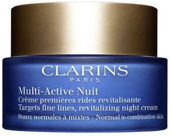 Näokreem Clarins Multi - Active Light Night, 50 ml