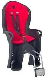 Laste jalgrattatool Hamax Kiss 551043, must/punane, tagumine