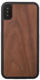 Woodcessories EcoBump Case For Apple iPhone X Walnut/Black