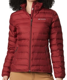 Columbia Lake 22 Down Womens Jacket 1859692619 Marsala Red S