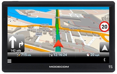 Navigaator Modecom FreeWay SX7.0 + MapFactor EU