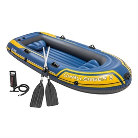 Intex Challenger 3 Boat Set 68370