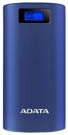 ADATA P20000D Power Bank 20000mAh Dark Blue