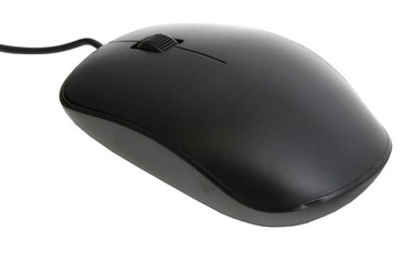 Omega Optical Mouse Black 1.4m
