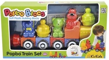 K's Kids Popbo Train Set KA10654