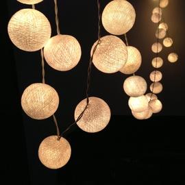 Sisevalgusti XY-BL2-10B, 10 LED, kollane, 1 m