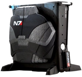 Calibur11 Mass Effect 3 Vault For PS3
