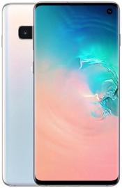 Mobiiltelefon Samsung SM-G973F Galaxy S10 128GB DS Prism White