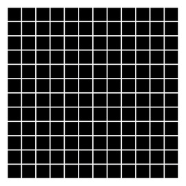 Kerama Marazzi Whitehall Wall Tiles 298x298mm Black