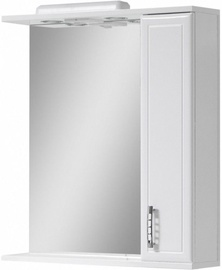 Julius Trading Rio 65 Z0021RIOr Cabinet with Mirror 650x750x165mm White