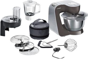 Bosch Kitchen Machine MUM58A20 Inox/Brown