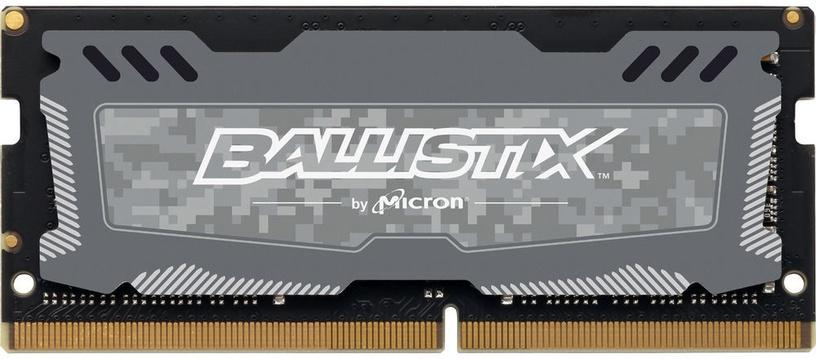 Crucial 16GB 2666MHz CL19 DDR4 SODIMM CT16G4SFD8266