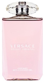 Versace Bright Crystal 200ml Shower Gel