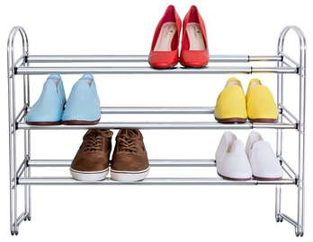 Tatkraft Maestro Shoe Rack Steel