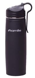 Kamille Sports Water Bottle 500ml Black KM2058