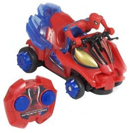 Mänguasi Silverlit RC Spider Man Mini Quadricycle 85461