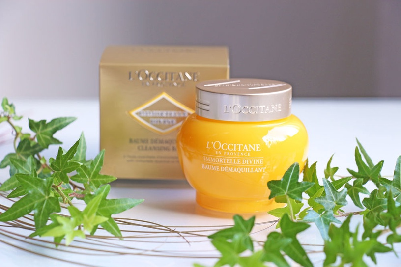 L´Occitane Immortelle Divine Cleansing Balm 60g
