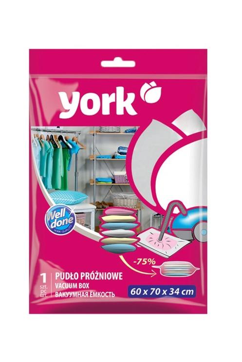 Vaakumkott York, 60 x 70 x 34 cm