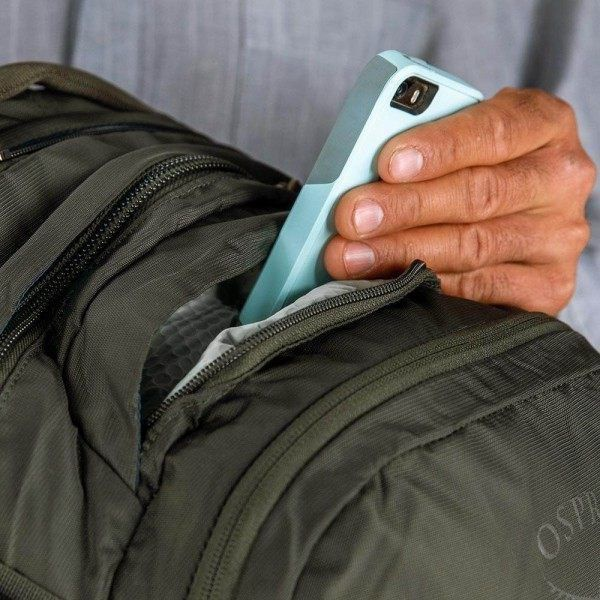 Osprey Backpack Nebula Cypress Green